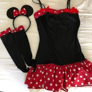 Other - Vintage Minnie Mouse Costume
